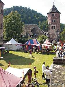 Mittelalter Markt Calw