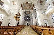 Lange BAROCKnacht - Diesseitsfreude und Jenseitsorientierung - Das Zeitalter des Barock in Weingarten
