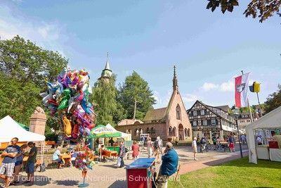 Klosterfest Bad Herrenalb