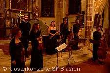 Klosterkonzert - Accademia dell'Arcadia Sankt Blasien