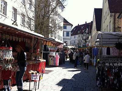 Kirchweihmarkt Pfullendorf
