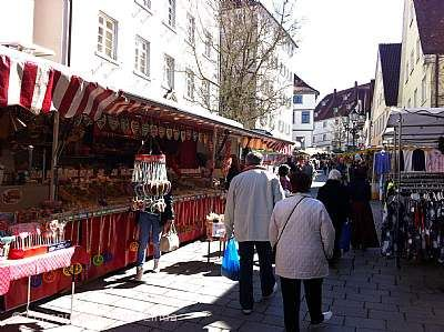 Jakobimarkt Pfullendorf