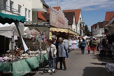 Krämermarkt Waldenbuch am 16.09.2021