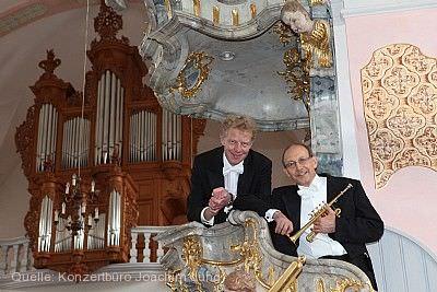 Festliche Trompetengala  - Im Glanz von Trompete und Orgel Bad Schussenried
