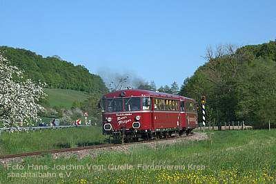 Krebsbachtalbahn Hüffenhardt