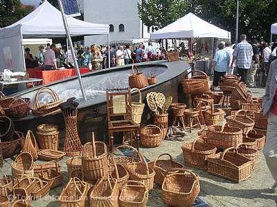 Töpfermarkt mit Kunsthandwerk Kressbronn am Bodensee