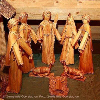 "Krippenmuseum Oberstadion: ""Krippen der Welt"""
