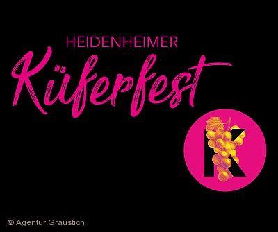 Heidenheimer Küferfest - 25-jähriges Jubiläum Heidenheim an der Brenz