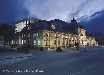 Sommerfestspiele Baden-Baden