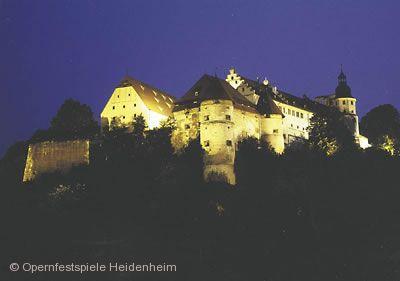 Opernfestspiele Heidenheim - Eröffnungskonzert Heidenheim an der Brenz