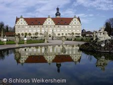 Hohenloher Kultursommer: Musikfest auf Schloss Weikersheim