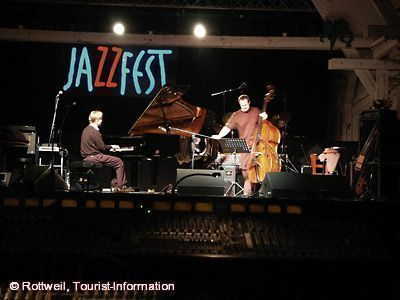 Jazzfest Rottweil / Jazz in Town am 30.04.2019 bis 18.05.2019
