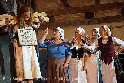 Kulturnacht Wangen im Allgäu