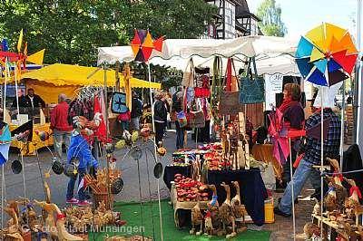 Kunst- und Gartenmarkt Münsingen