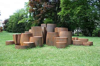 """""""Kunst in die Stadt!"""" - Großskulpturenausstellung Lahr / Schwarzwald"""