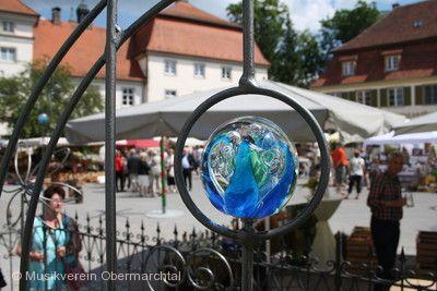 Marchtaler Kunst- und Handwerkermarkt Obermarchtal