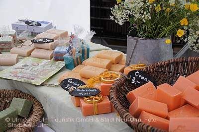 Markt für Kunsthandwerk Ulm/Neu-Ulm