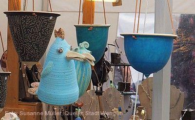 Kunsthandwerkermarkt Wangen im Allgäu