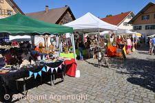 Kunstmarkt in Eglofs Argenbühl