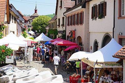 Kunst.Markt.Genuss - Markt der schönen Dinge Vogtsburg im Kaiserstuhl