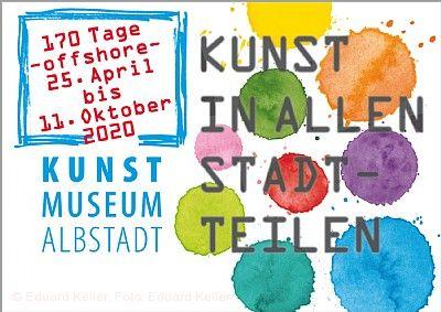 170 Tage Kunstmuseum Albstadt offshore