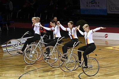 UCI Hallenradsport-Weltmeisterschaften 2020 Stuttgart