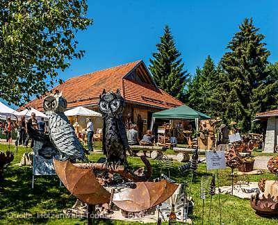 Kunststückchen-Markt Herrischried