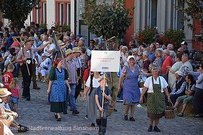 Landesfesttage mit großem Landesfestumzug - ABGESAGT !!! Sinsheim