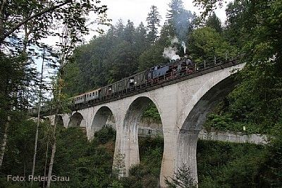 Schwäbische Waldbahn - Saisonstart verschoben!!! Welzheim