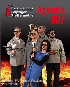 """Leipziger Pfeffermühle - """"Agenda 007"""" Uhldingen-Mühlhofen"""
