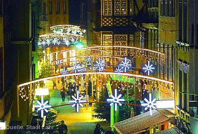 Lichtblicke - Advent und Weihnachten in Lahr Lahr / Schwarzwald