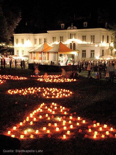 Lichterfest Lahr / Schwarzwald