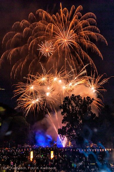 Lichterfest I Bad Liebenzell am 23.05.2021