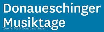 Donaueschinger Musiktage Donaueschingen