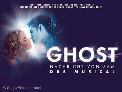 Ghost - Das Musical Stuttgart am 03.11.2019 bis 22.03.2020