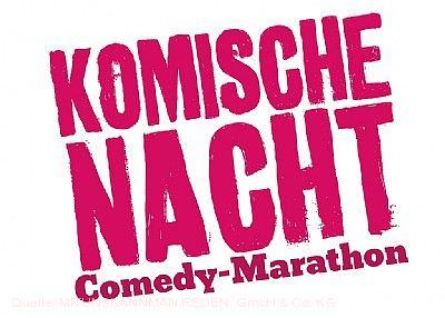 """""""Komische Nacht - Comedy-Marathon"""" Mannheim"""