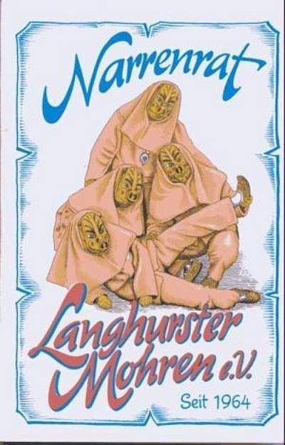 55-jähriges Jubiläum der Langhurster Mohren Schutterwald