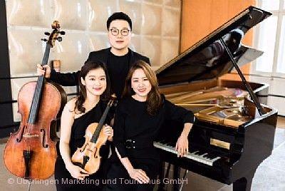 Int. Konzertring 2019: Lux Klaviertrio Überlingen