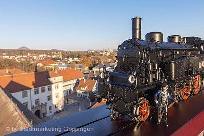 12. Märklintage mit Internationaler Modellbahn Ausstellung. Göppingen