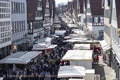 Gallusmarkt Kirchheim unter Teck