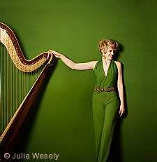Magdalena Hoffmann (Harfe) Weingarten