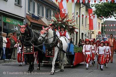 Magnus-, Heimat- und Kinderfest Bad Schussenried