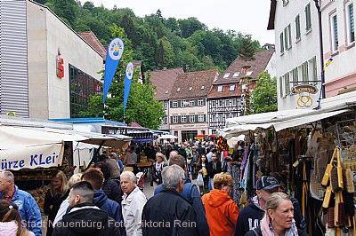 Maimarkt Neuenbürg