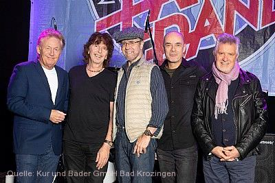 Open Air im Park - Manfred Mann's Earth Band Bad Krozingen