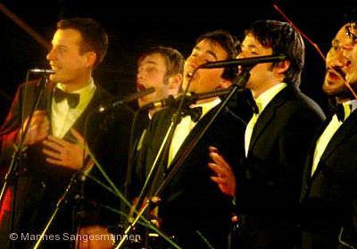 Konzert mit Mannes Sangesmannen Bad Wurzach