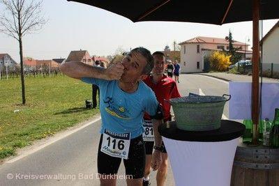 Marathon Deutsche Weinstraße Bad Dürkheim