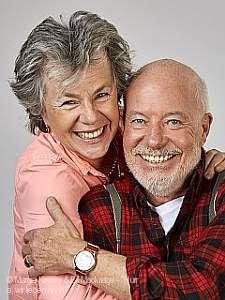 """Margie Kinsky & Bill Mockridge - """"Hurra, wir lieben noch!"""" Kernen im Remstal"""