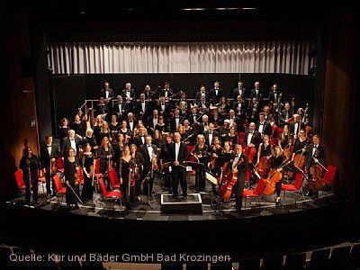 25. Bad Krozinger Mozartfest: Markgräfler Symphonieorchester Bad Krozingen am 29.03.2020