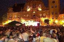 Marktfest mit Kunsthandwerkermarkt Ettlingen