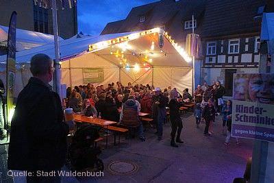 49. Waldenbucher Marktplatzfest